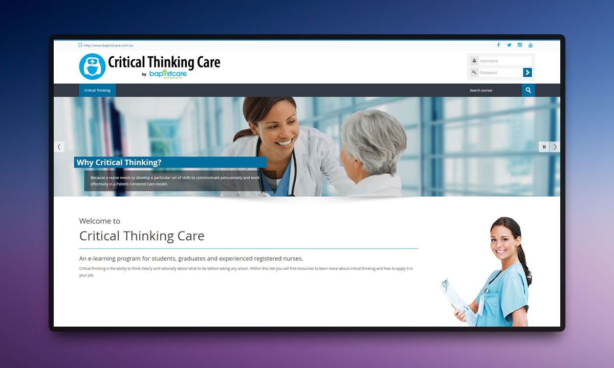 Critical Thinking Care