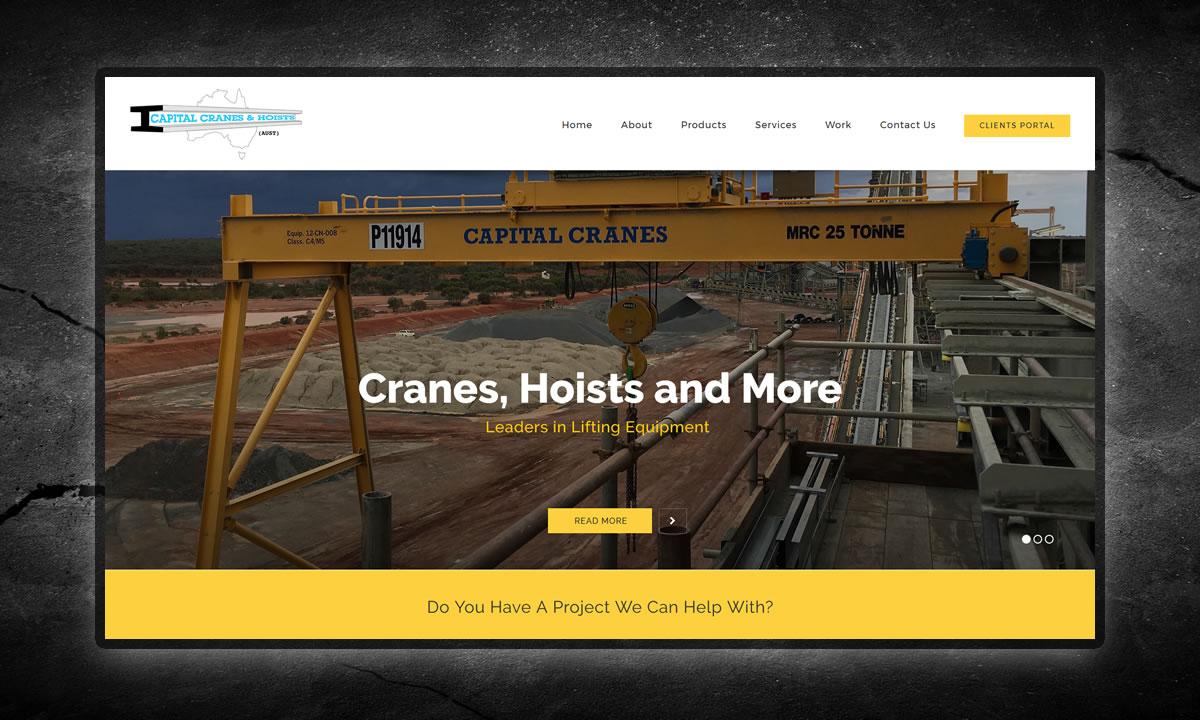 Capital Cranes & Hoists